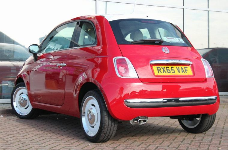 Fiat 500 auto usate italia