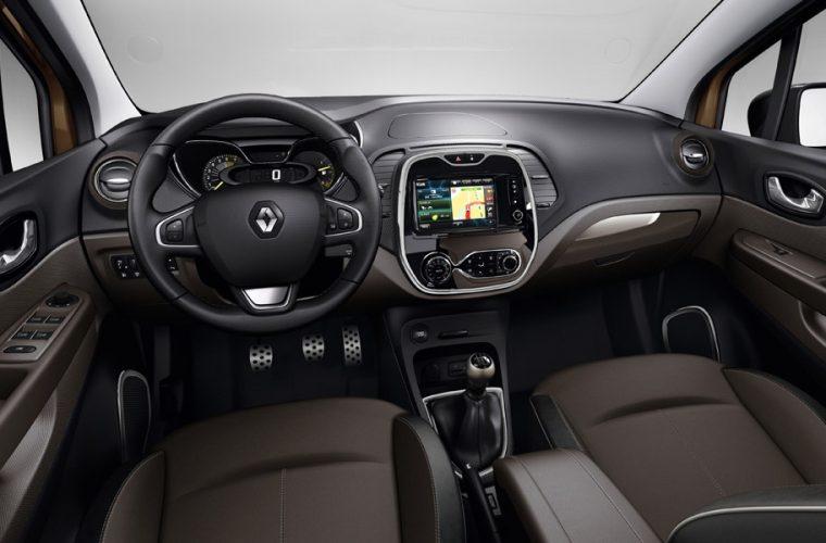 Renault captur interni auto usate italia com