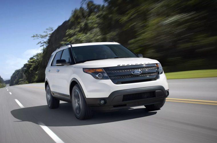 auto usate in vendita ford explorer
