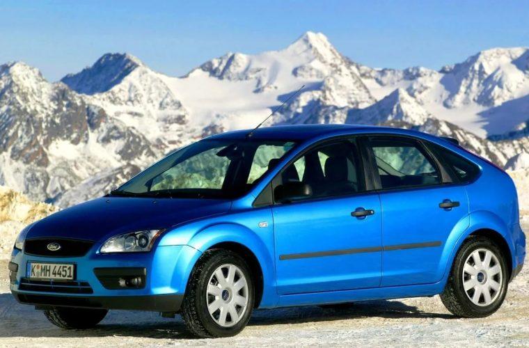 auto usate in vendita ford focus blue